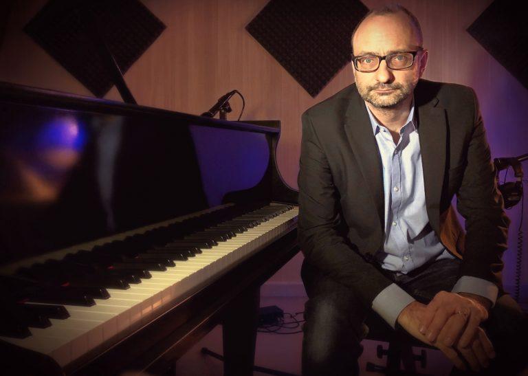 CrusaderBeach Solo Piano Music Composer Adrian Webster