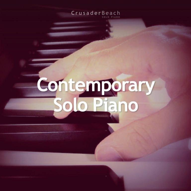 Contemporary Solo Piano Playlist