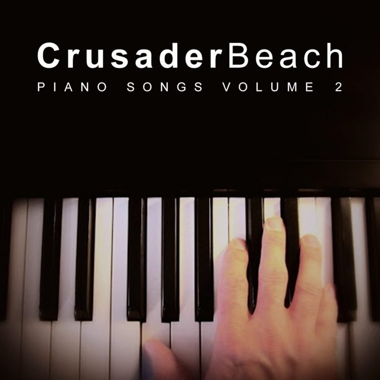 Piano Songs Volume 2 by CrusaderBeach - album cover