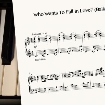 Who Wants To Fall In Love? (Ballad Version)